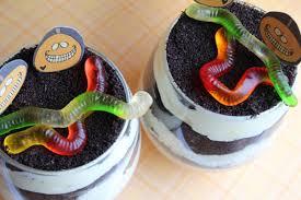 Dirt Cake Recipe Halloween by Dirt Cake Halloween Style