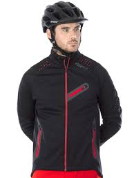 softshell bike jacket fox black 2016 bionic pro softshell dwr durable water repellant