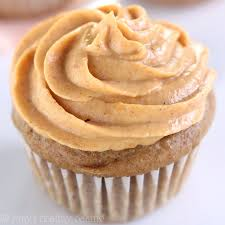 maple cupcakes with pumpkin pie frosting s healthy baking