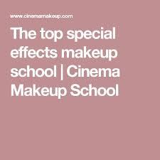top special effects makeup schools die besten 25 special effects makeup schools ideen auf