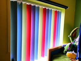 Colored Blinds Designing Your Home With The Rainbow Colored Concept Hometone