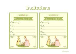 free baby shower printables invitations free vintage baby shower printables from printabelle catch my party