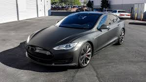 porsche cayenne matte grey tesla model s all matte black u2014 incognito wraps