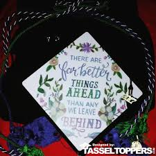 custom graduation caps 10 inspiring diy graduation cap ideas tassel toppers