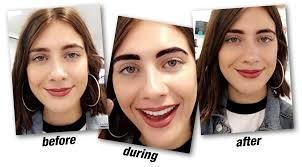 tattoo eyebrows by maybelline the dare beauty team trial maybelline tattoo brow