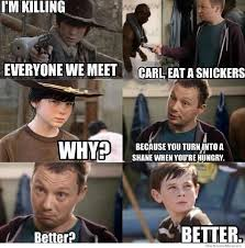 carl eat a snickers snickers hungry commercials know your meme
