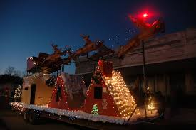 christmas light parade floats lighted christmas parade pineville missouri official homepage
