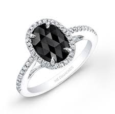 engagement rings with black diamonds pros and cons of black engagement rings