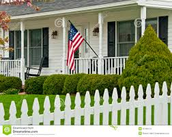 colonial house stock photo image of stars colonial 32405274