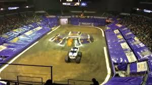 monster truck shows in indiana monsterjam 2016 evansville indiana youtube