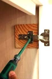 Repair Cabinet Door Hinge Kitchen Cabinet Door Hinge Adjustment Cabinets Hinges Repair Doors