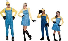 halloween costumes minion 4 halloween costumes for families long island pulse magazine