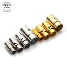 bracelet clasps magnetic images 10sets lot rhodium gold color strong magnetic clasp fit 4 5 6 8mm jpg