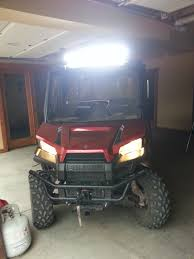 How To Install Led Light Bar On Roof by Led Light Bar
