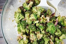 broccoli salad recipe 7 points laaloosh