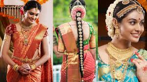 hairstyle bridal images south indian bridal makeup u0026 hairstyle tutorial step by step