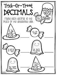 4th grade halloween math worksheets free holiday worksheets and