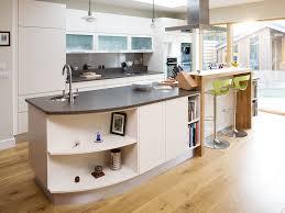 kitchen island hood appliances curvey quartz kitchen island with round stainless