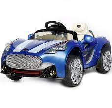 maserati blue maserati electric ride on 12v sports car with parental remote