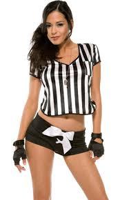 Halloween Referee Costume Sport Costumes Referee Baseball Costumes Basketball Costumes