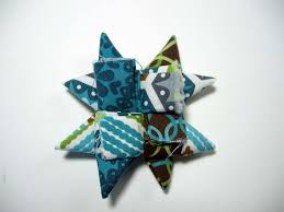 i ve been these adorable fabric ornaments and wanted