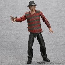 Neca A Nightmare On Elm Street Freddy Krueger 30th Pvc Action