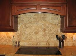 Travertine Tile Backsplash Minimalist Captivating Interior - Travertine tile backsplash