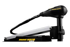 minn kota 1355947 edge latch and door 12v 45 lbs thrust 45