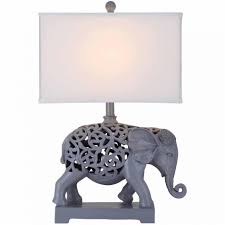 Elephant Table Lamp Unique Walmart Table Lamps Beautiful Dark Brown Polystone Table