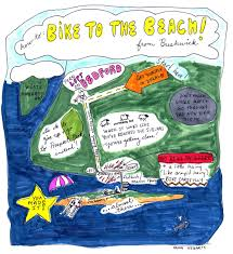 Tilden Park Map Getting To Rockaways By Bike By Bushwick Beach Bus Or By Ferry