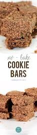 easy no bake cookie bars recipe add a pinch