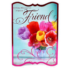 birthday card for special friend at best prices in india