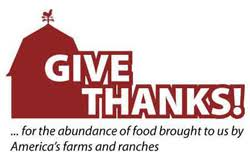 thanksgiving tweets for farmers corn commentary