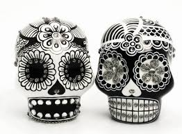 sugar skull cake topper skull wedding cake toppers skull lover wedding cake topper 0036