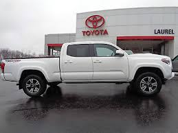 Toyota Tacoma Double Cab Long Bed 2017 Tacoma Double Cab Long Bed 4x4 V6 Trd Sport Navigation Only