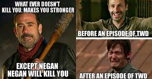 Dead Memes - 27 funniest the walking dead memes that will make you laugh hard