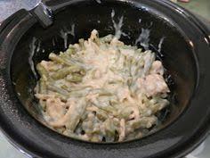 a busy mom u0027s slow cooker adventures green bean casserole