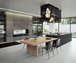 moderne kche mit kochinsel und theke moderne kuche gemutlich küchen mit kochinsel und theke amocasio