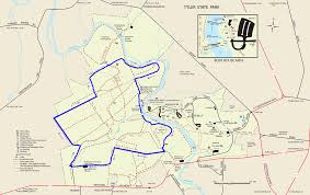 Bucks County Map Winter Series Course Maps