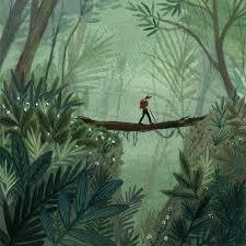 25 unique jungle illustration ideas on pinterest tree