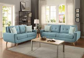 furniture living room with homelegance sofa set and coffee table