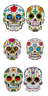 create beautiful pieces of design with these 248 sugar skull
