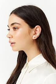ear cuffs singapore shop statement earcuffs and pins forever21