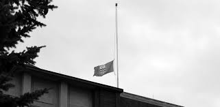 Why Are We Flying Flags At Half Mast Today Lowering The Flag Remembering Dr Sumit U0027me2 U0027 Majumdar