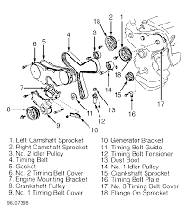 lexus rx300 belt squeal 2002 lexus rx 300 serpentine belt routing and timing belt diagrams