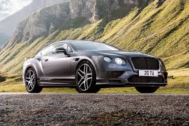 bentley supersports interior 2017 bentley continental supersports revealed motor