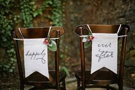 and groom chairs and groom chair signs for every s style weddbook