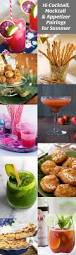 cocktail party recipe pairings