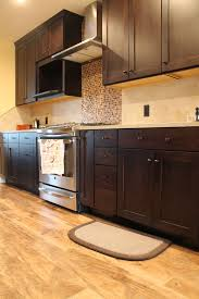 what color flooring looks best with maple cabinets traditional kitchen design maple cabinets and vinyl
