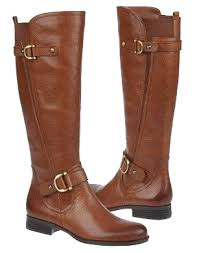 s boots wide naturalizer s jersey wide calf boot banana bread